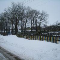 Улица, по которой в школу ходил Джек, Городея