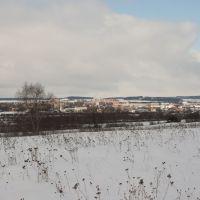 Панорама Заславля, Заславль
