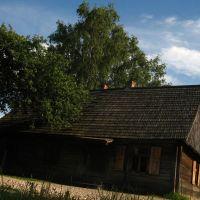 Old inn in Zaslaŭje, Заславль