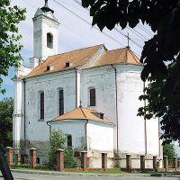 Касьцёл Раства Найсьвяцейшай Панны Марыі XVIII ст., Заславль