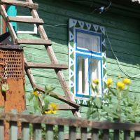 Окошко / Window, Заславль
