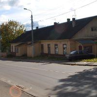 Zaslavl, Оld barracks, Belarus, Заславль