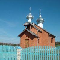 Зелёный Бор, Церковь, Зеленый Бор