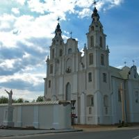 Church of St. Michael the Archangel in Ivianiec, Ивенец