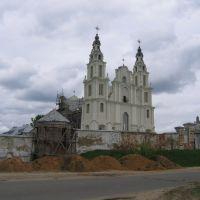Костёл св. Михаила Архангела, Ивенец