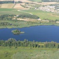 Клецкое озеро, Клецк