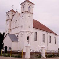 Царква, orthodox church, Клецк