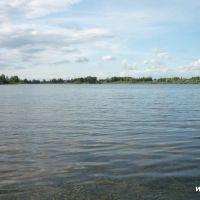 Клецк. Клецкое озеро., Клецк
