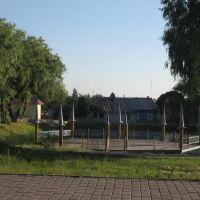 пруд, Клецк