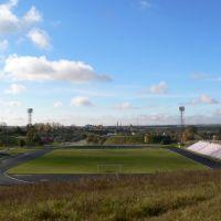 Стадион, Копыль
