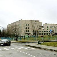 Больница на улице Черняховского, Крупки