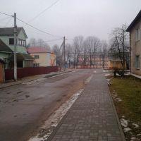 Улица Будённого, Крупки