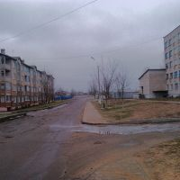 Улица Полевая, Крупки