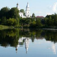 Церковь свт. Николая Чудотворца в Логойске, Логойск