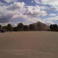 Плошча Лагойск, Логойск
