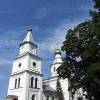 Церковь свт. Николая, Логойск