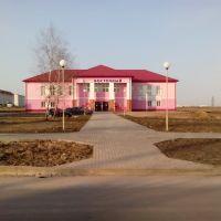 Бывшая 1-ая столовая в дивизии., Марьина Горка