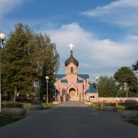 Марьина Горка - Храм св. Александра Невского, Марьина Горка