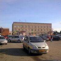 Вокзал, Марьина Горка