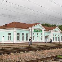 """Станция ЖД """"Пуховичи"""", Марьина Горка"""