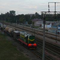 Railroad / Marina Gorka / Belarus, Марьина Горка
