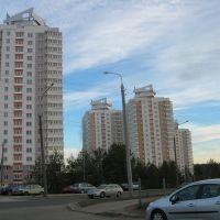 Жилые дома Парка высоких технологий, Пинск