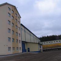 АБК со складом, Пинск