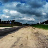 Старая кольцевая дорога, Old way, Minsk, Belarus, 15.06.2014., Пинск