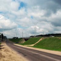 Участок старой МКАД, Minsk, Belarus, 15.06.2014., Пинск