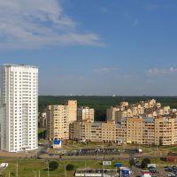 Ilimskaya St, Пинск