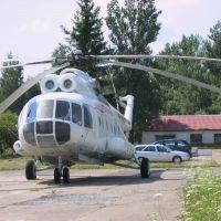 Ми-8 Липки, Пинск