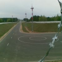 "Aerodrome ""Lipki"", Пинск"