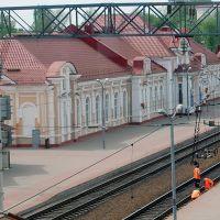 Чыгуначны вакзал (1907 г.), Молодечно