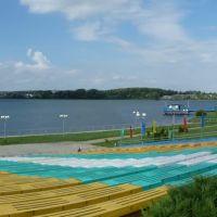 Lac Miadziel, Мядель