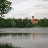 Castle Lake and Niasvizh Castle, Несвиж