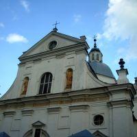 Несвиж. Костёл Тела Господня (Фарный) / Nesvizh. Church of Corpus Christi (Farny), Несвиж