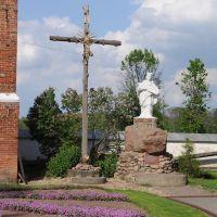 Статуя св. Яна Непомука, Несвиж