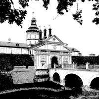 Несвижский замок, Несвиж