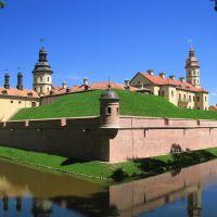 Nesvizh Castle, Несвиж