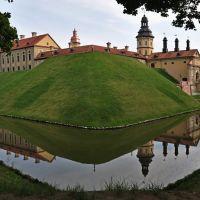 Несвиж. Замок Радзивиллов / Nesvizh. Radziwill castle, Несвиж