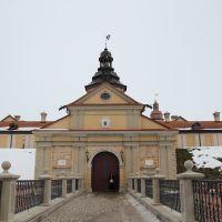 Вход в Несвижский замок, Несвиж