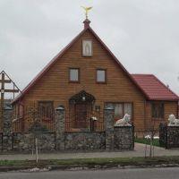 Слуцк. Православный центр на месте сожженного в 1967 году здания суда http://starcom68.livejournal.com/1298234.html, Слуцк
