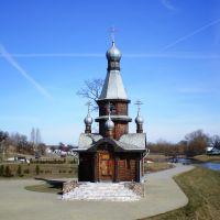 часовня св.Варвары(до реконструкции-2009г.), Слуцк
