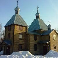 церковь Слуцк -войсовая часть, Слуцк