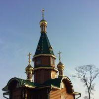 Часовня св.Варвары(после реставрации)2013. Слуцк, Слуцк
