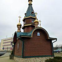 Беларусь, г. Слуцк, часовня Св. великомученицы Варвары, Слуцк