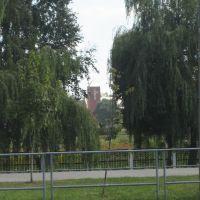 Монастырь с улицы Зелёная, Слуцк