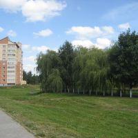 Около СОШ №11, Слуцк