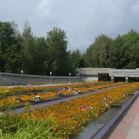 WWII Memorial / Slutsk / Belarus, Слуцк