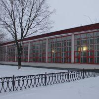 Детская юношеская спортивная школа (ДЮСШ), Слуцк